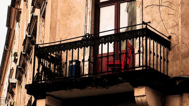 neues vom bundesgerichtshof rauchen auf dem balkon. Black Bedroom Furniture Sets. Home Design Ideas